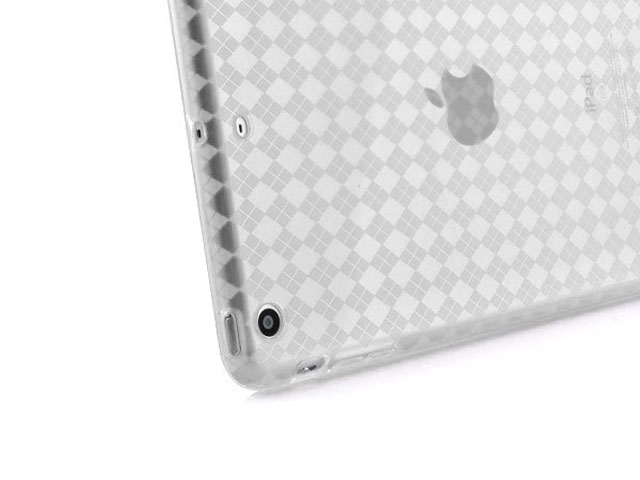 Argyle TPU Case Hoes voor iPad mini