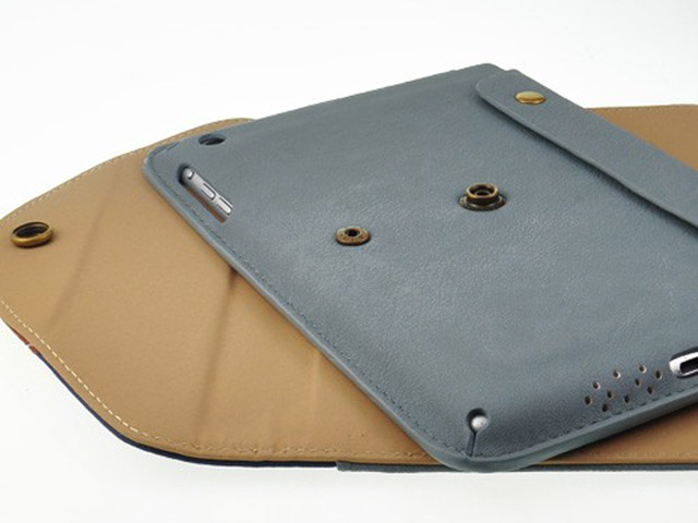 Classic Bag Style Stand Case Hoesje voor iPad mini