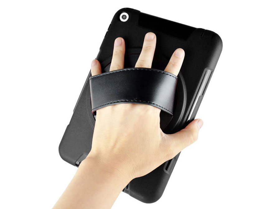 Airstrap Handvat Grip Case - iPad Mini 1/2/3 Hoesje