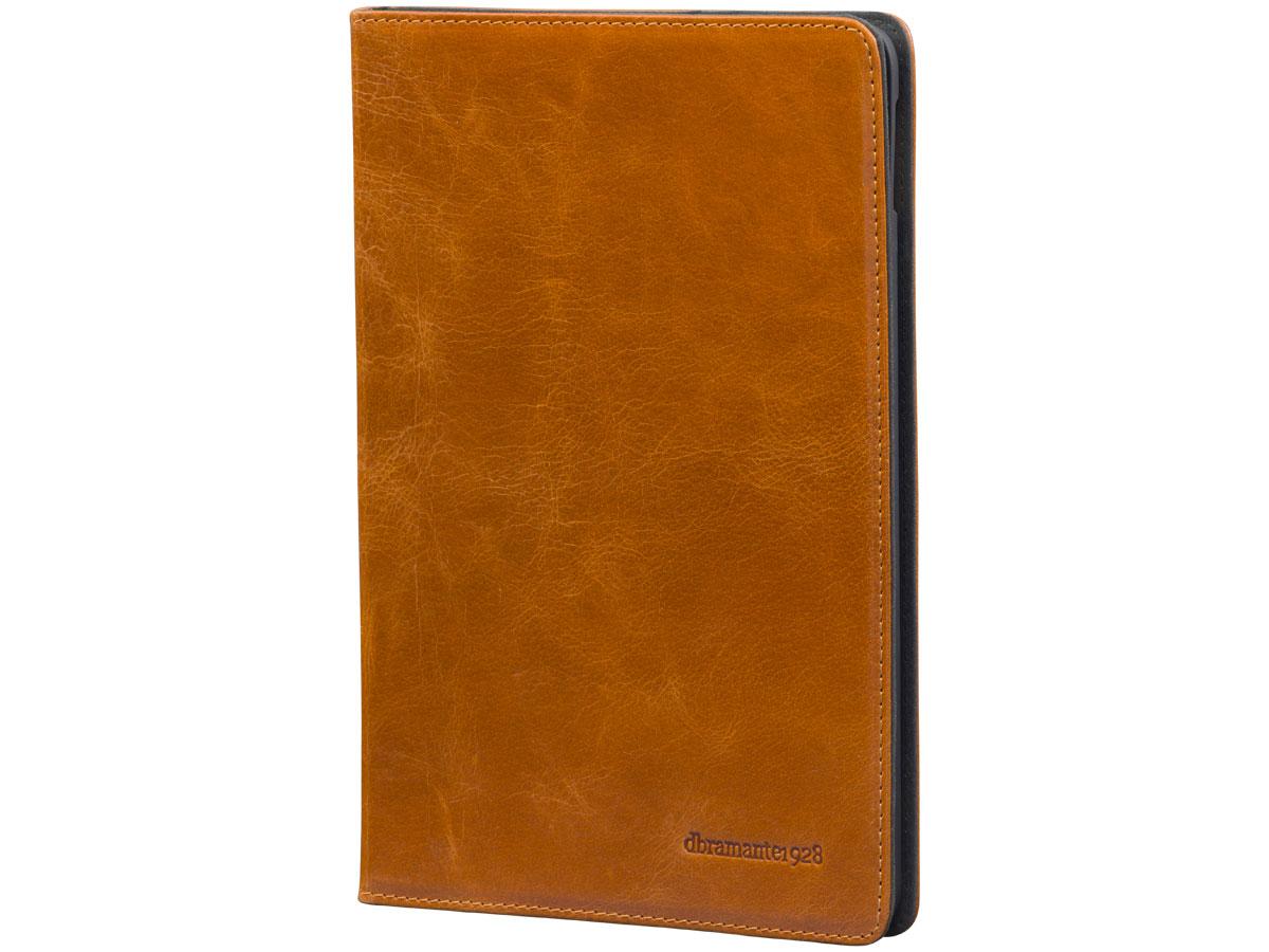 DBramante1928 Copenhagen Cognac Leer - iPad 10.2 Hoes