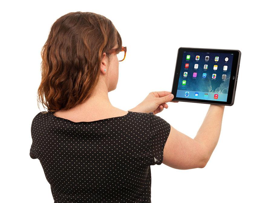 Griffin Survivor Airstrap Case - iPad 10.2 Hoesje met Handgrip