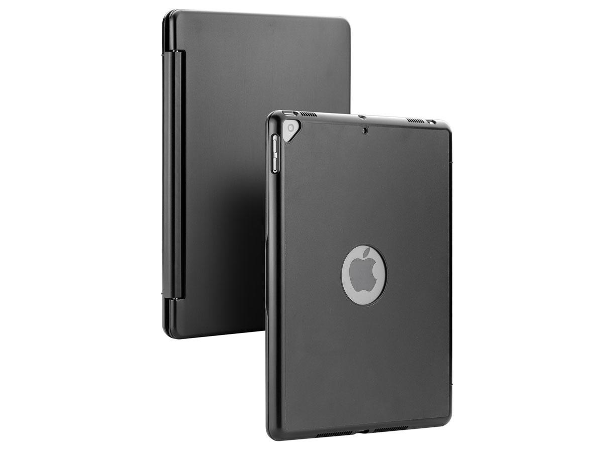 Bluetooth Toetsenbord Case Zwart - iPad 10.2 2019/2020 Hoesje