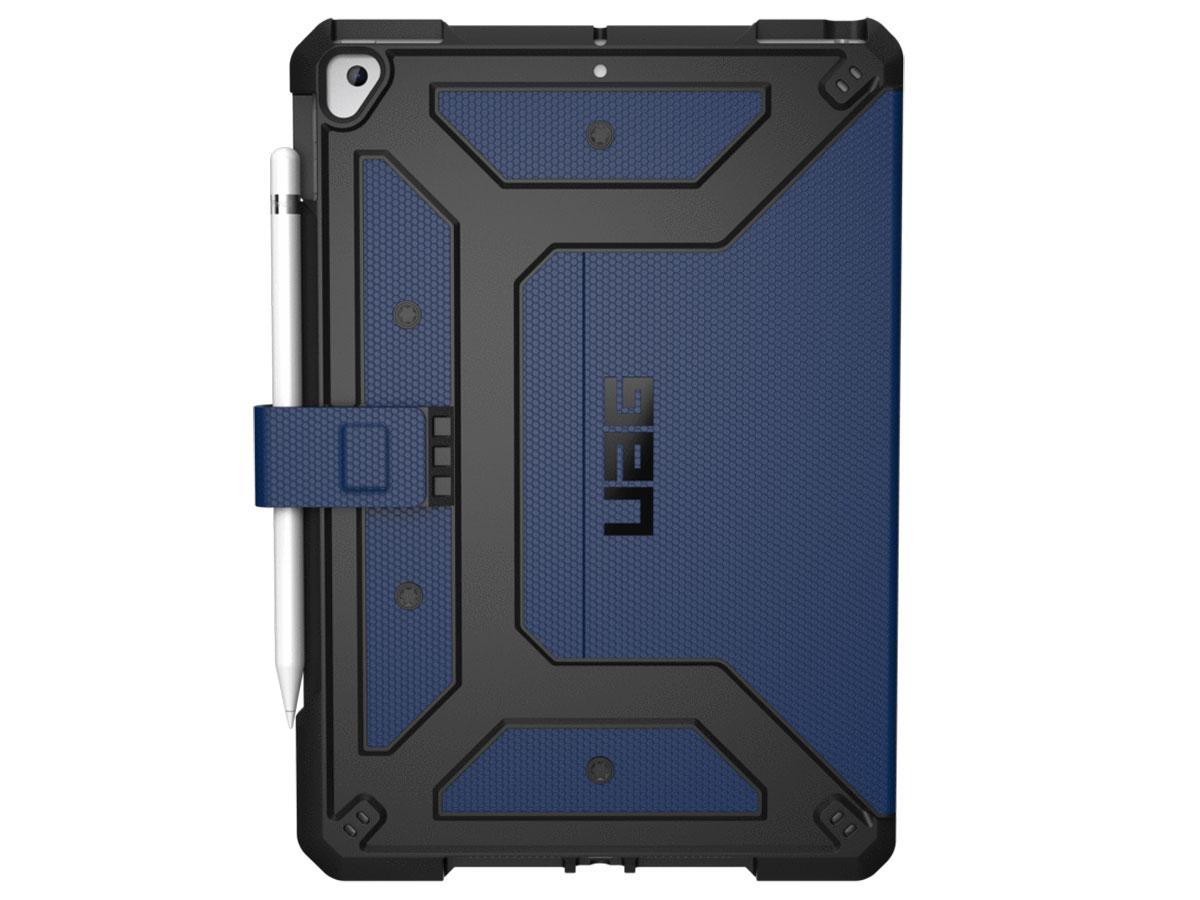 Urban Armor Gear Metropolis Folio Blauw - iPad 10.2 (2019/2020) hoesje