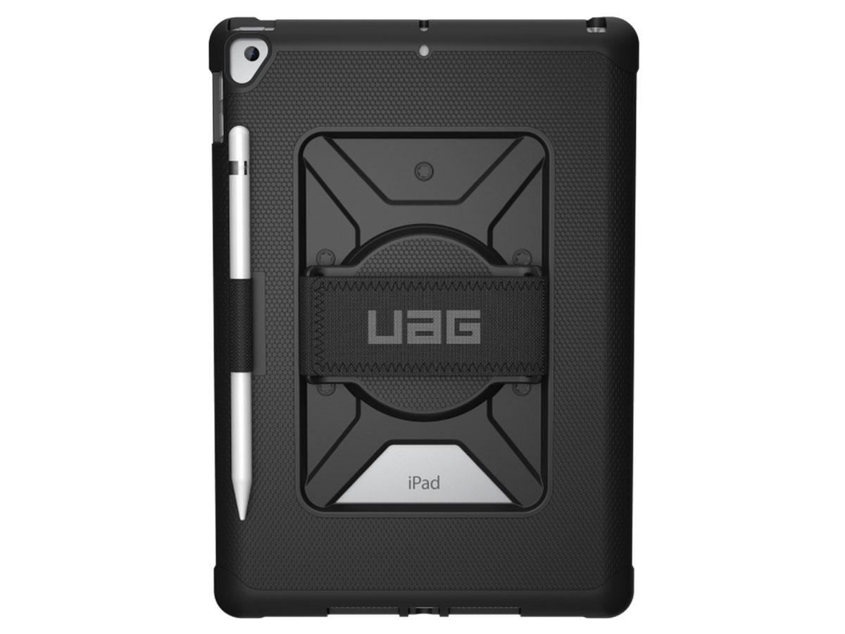 Urban Armor Gear Hand Strap Case - iPad 10.2 (2019/2020) hoesje