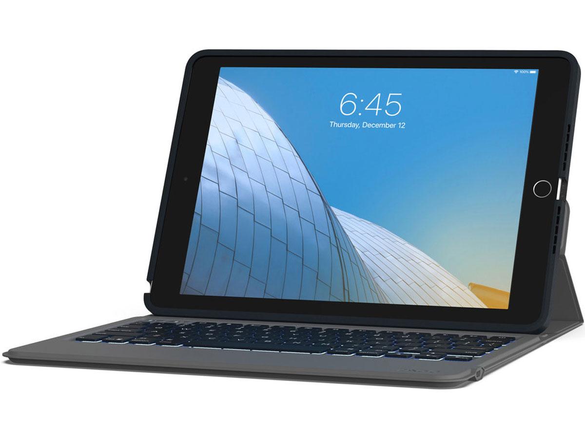ZAGG Rugged Keyboard Case QWERTY - iPad 10.2 2019/2020 Hoes