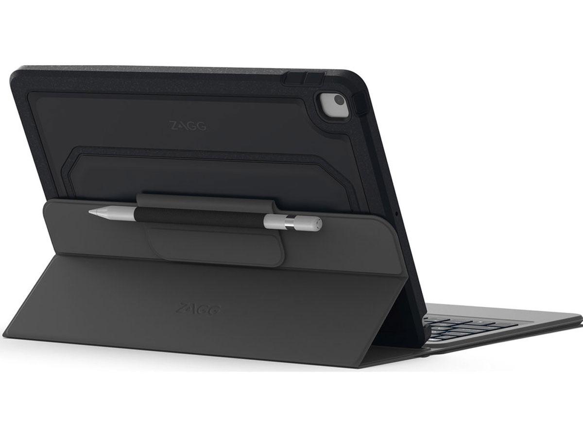 ZAGG Rugged Keyboard Case AZERTY - iPad 10.2 2019/2020 Hoes