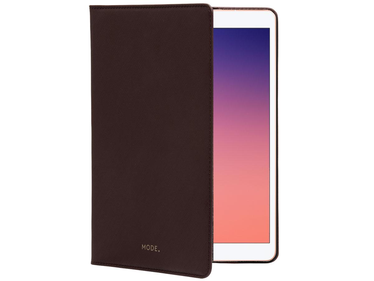 dbramante1928 MODE. Tokyo Case Bruin - iPad 10.2 hoesje