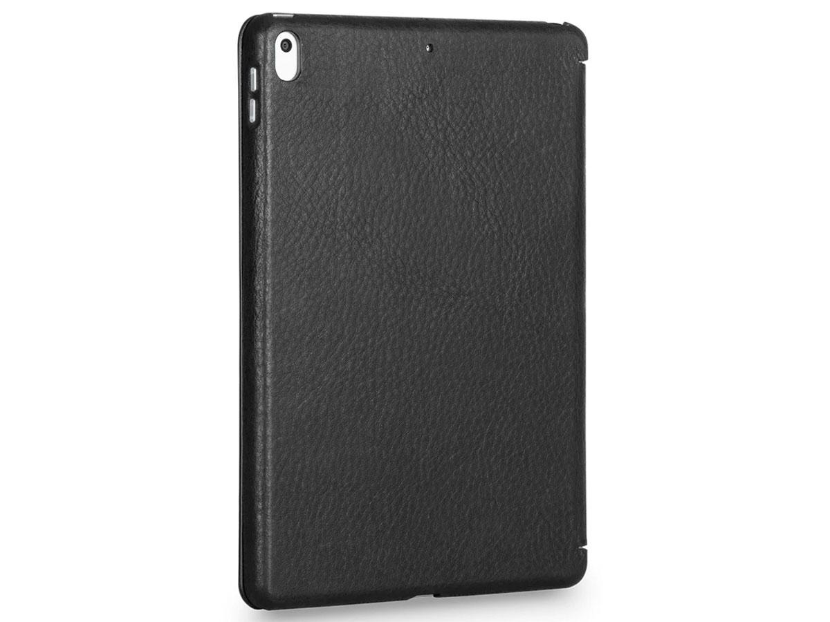 Sena Future Folio Zwart - Leren iPad 10.2 (2019/2020) hoesje