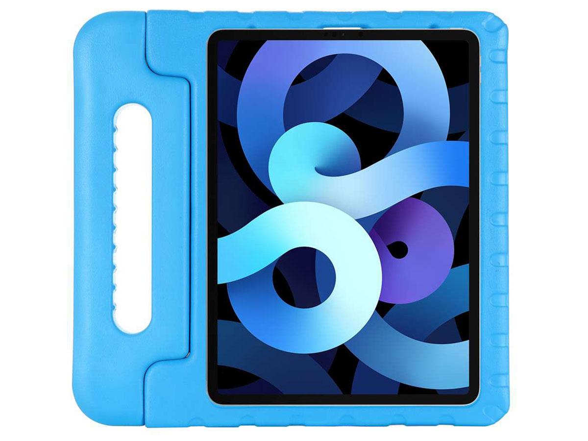 Kids Case Blauw - iPad Air 4 (2020) Hoesje voor Kinderen