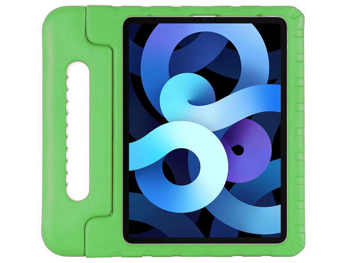 Kids Case Groen - iPad Air 4 (2020) Hoesje voor Kinderen