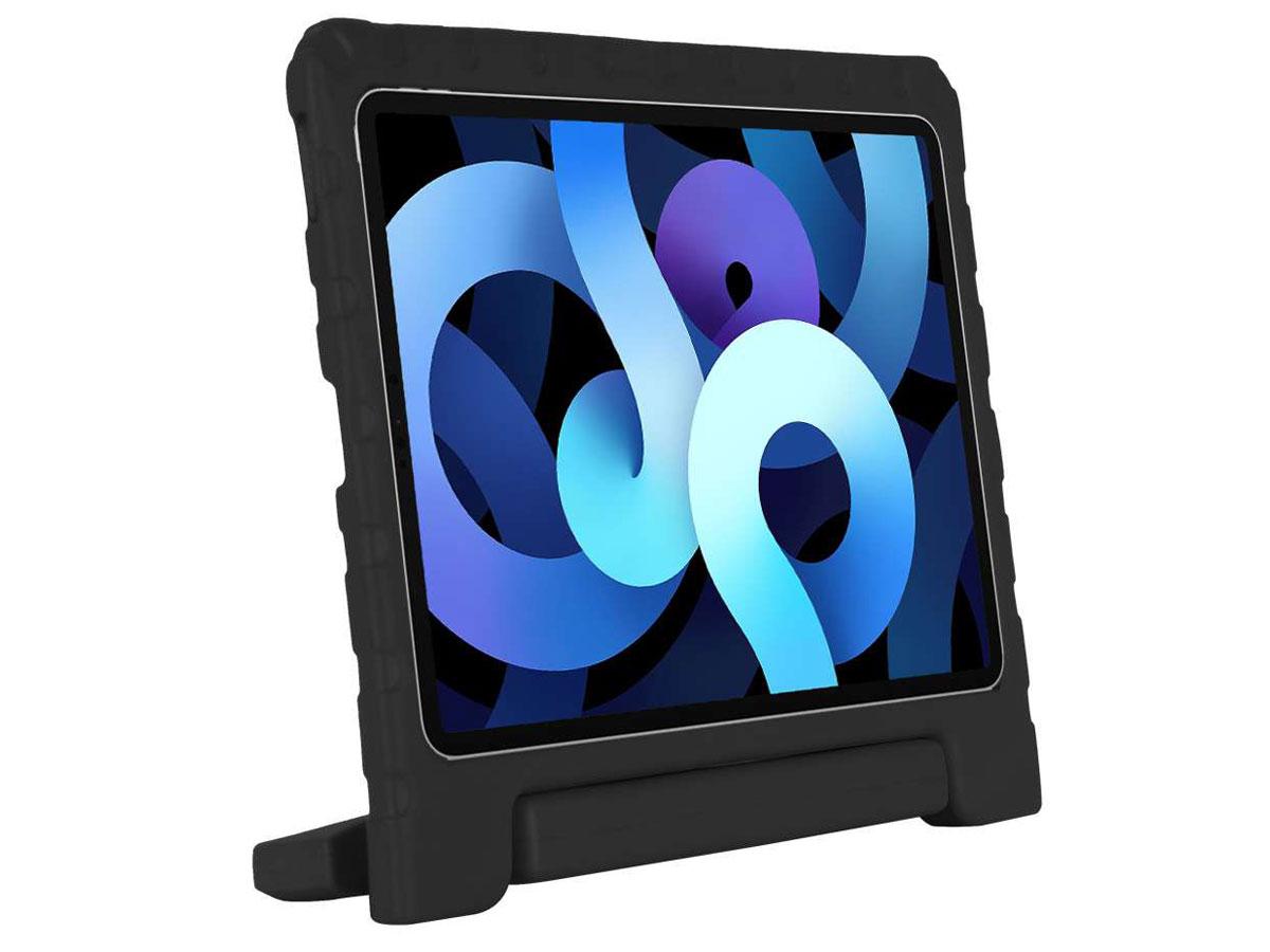 Kids Case Zwart - iPad Air 4 (2020) Hoesje voor Kinderen