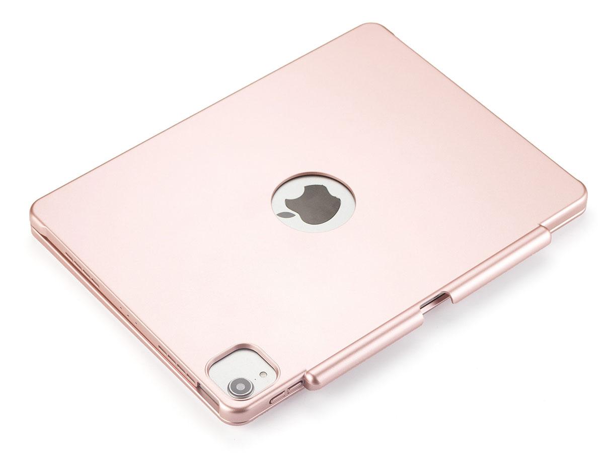 Toetsenbord Case met Muis Trackpad Roze - iPad Air 4 (2020) Hoesje