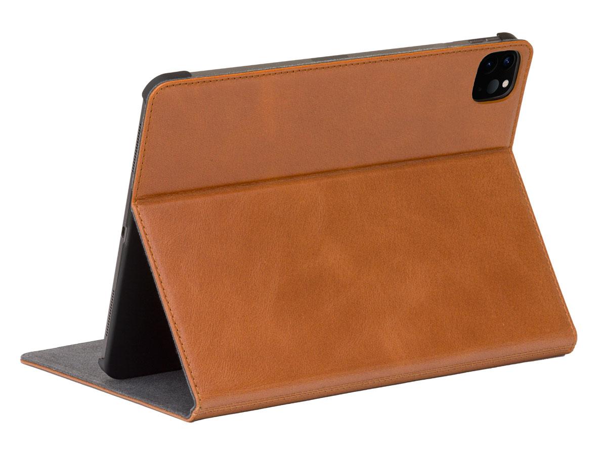 dbramante1928 Copenhagen Tan Leer - iPad Air 4 2020 Hoesje