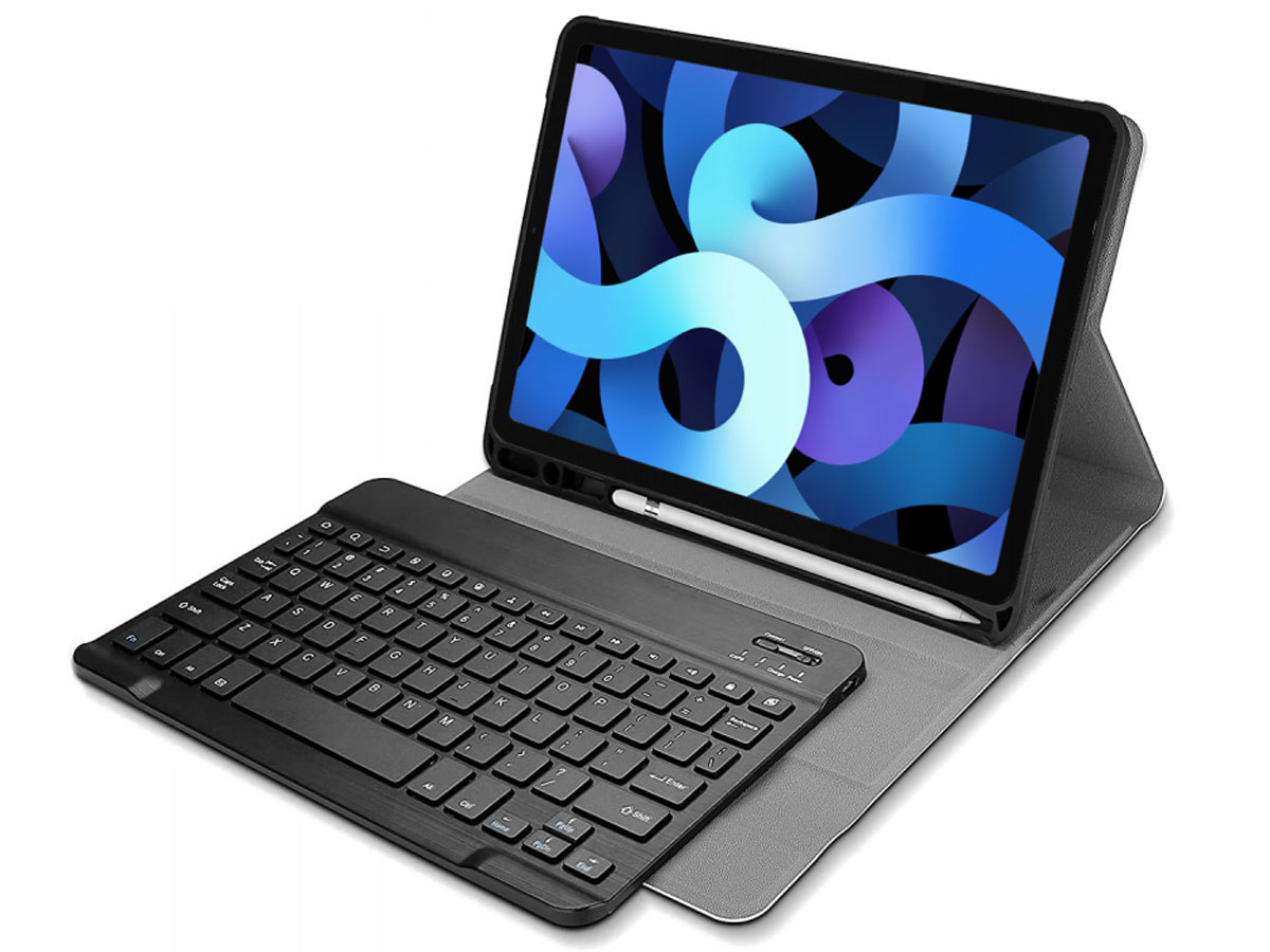 Keyboard Case QWERTY - iPad Air 4 2020 Toetsenbord Hoesje
