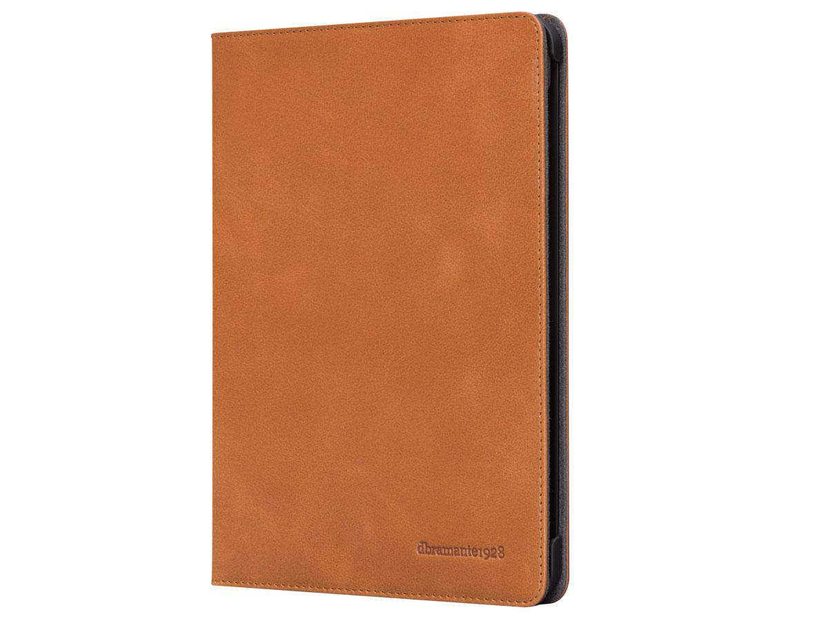 dbramante1928 Copenhagen Tan Leer - iPad Pro 11 Hoesje