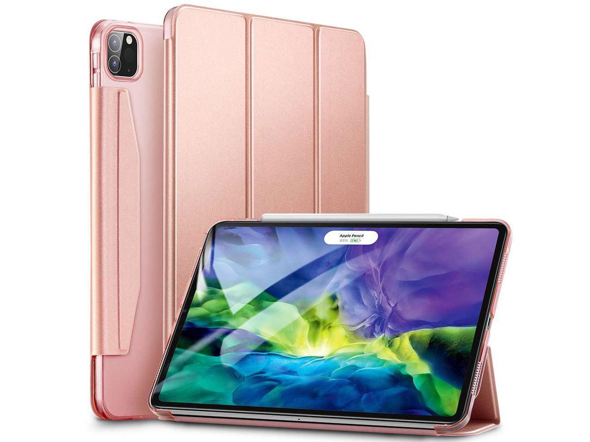ESR Yippee Color Case Rose - iPad Pro 11 2018/2020 hoesje Rose goud