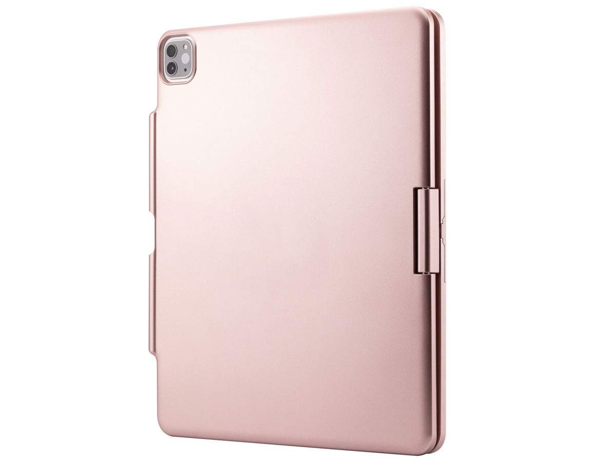 Toetsenbord Case 360 met Muis Trackpad Rosé - iPad Pro 11 (2018/2020) Hoesje
