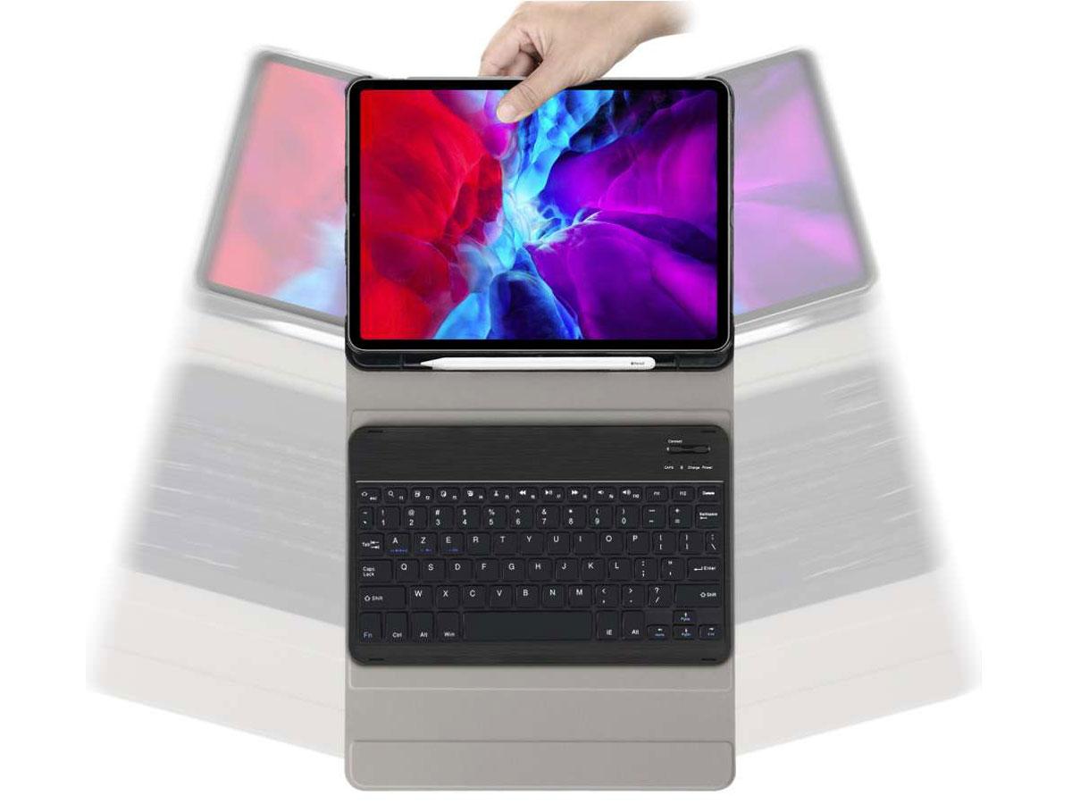 Keyboard Case AZERTY - iPad Pro 11 (2020/2018) Toetsenbord Hoesje