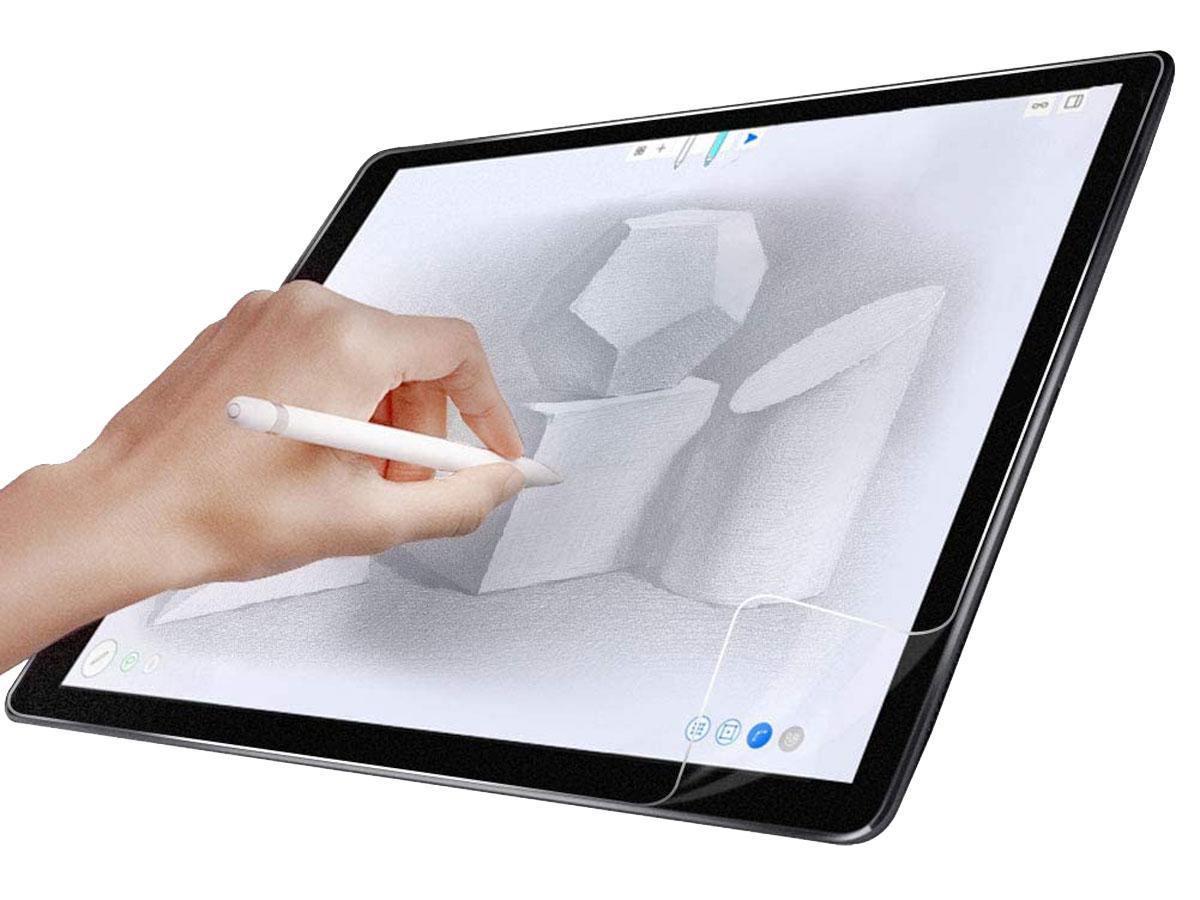 Paper Feel Screen Protector voor iPad Air 4 - Teken als op papier!
