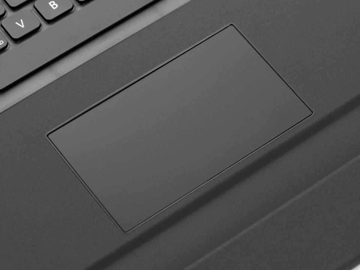 Toetsenbord Folio Case met Muis Trackpad Zwart - iPad Pro 11 Hoesje