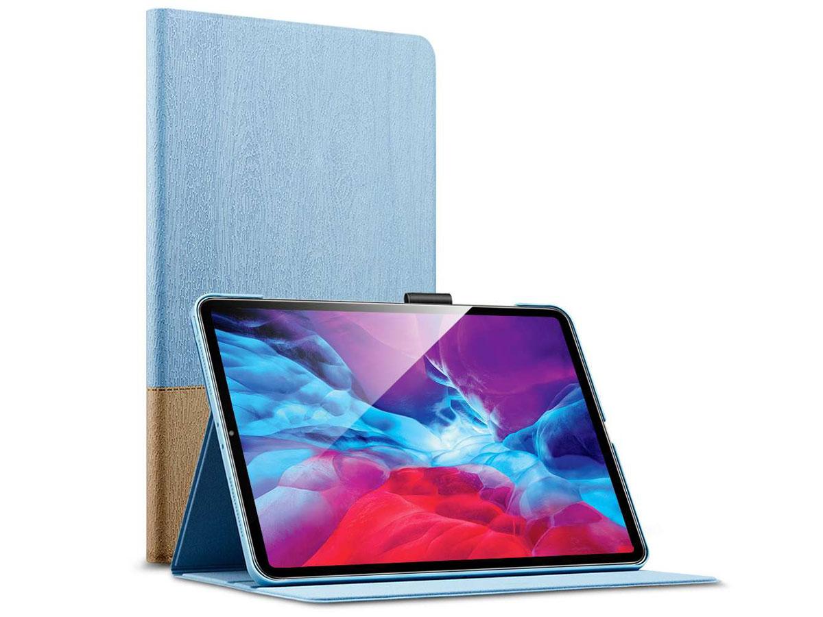 ESR Simplicity Case Sky - iPad Pro 12.9 2018/2020 hoesje Lichtblauw