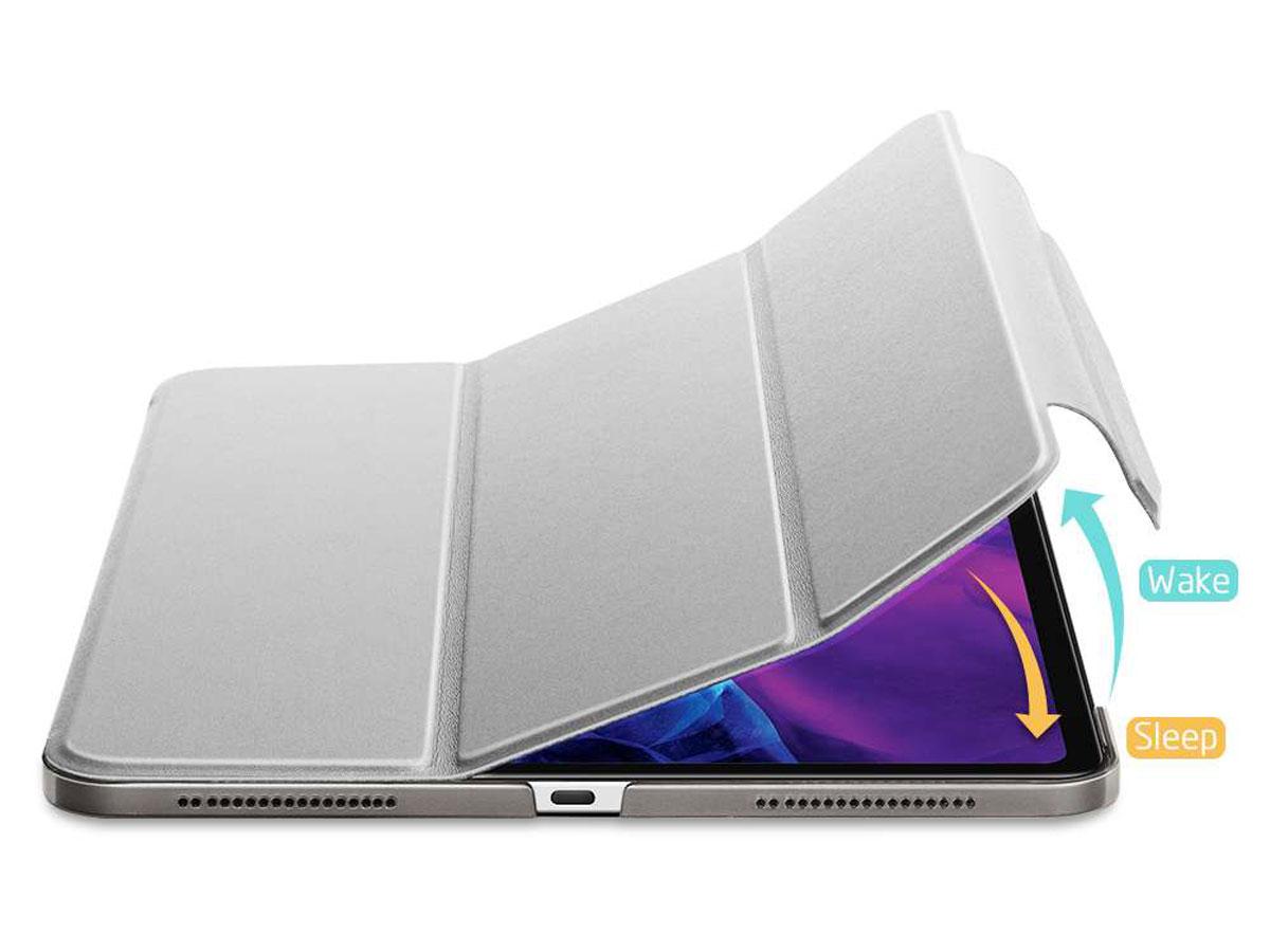 ESR Yippee Color Case Zilver - iPad Pro 12.9 2018/2020 hoesje