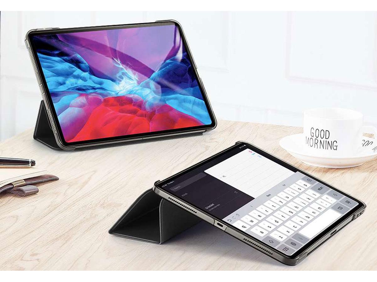 ESR Yippee Color Case Zwart - iPad Pro 12.9 2018/2020 hoesje