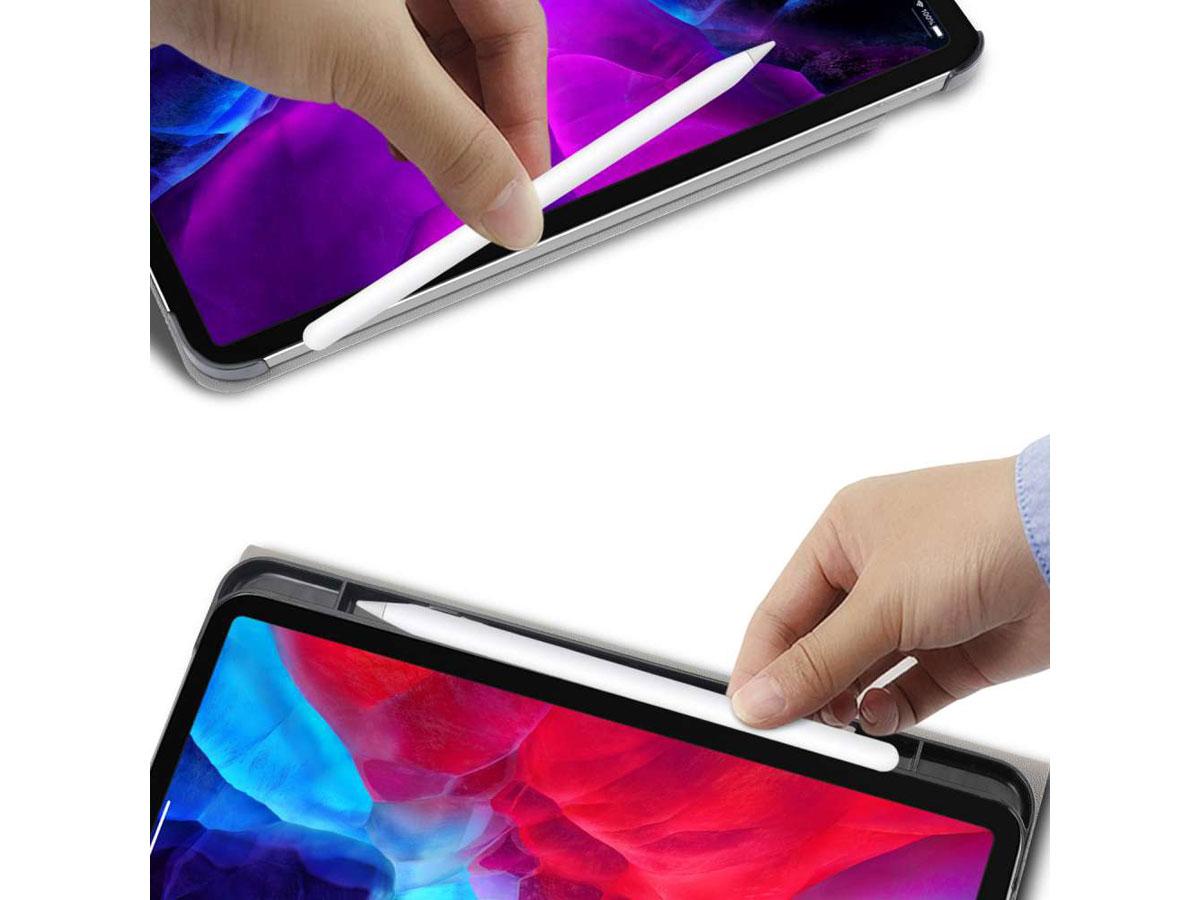 Keyboard Case AZERTY - iPad Pro 12.9 (2020/2018) Toetsenbord Hoesje