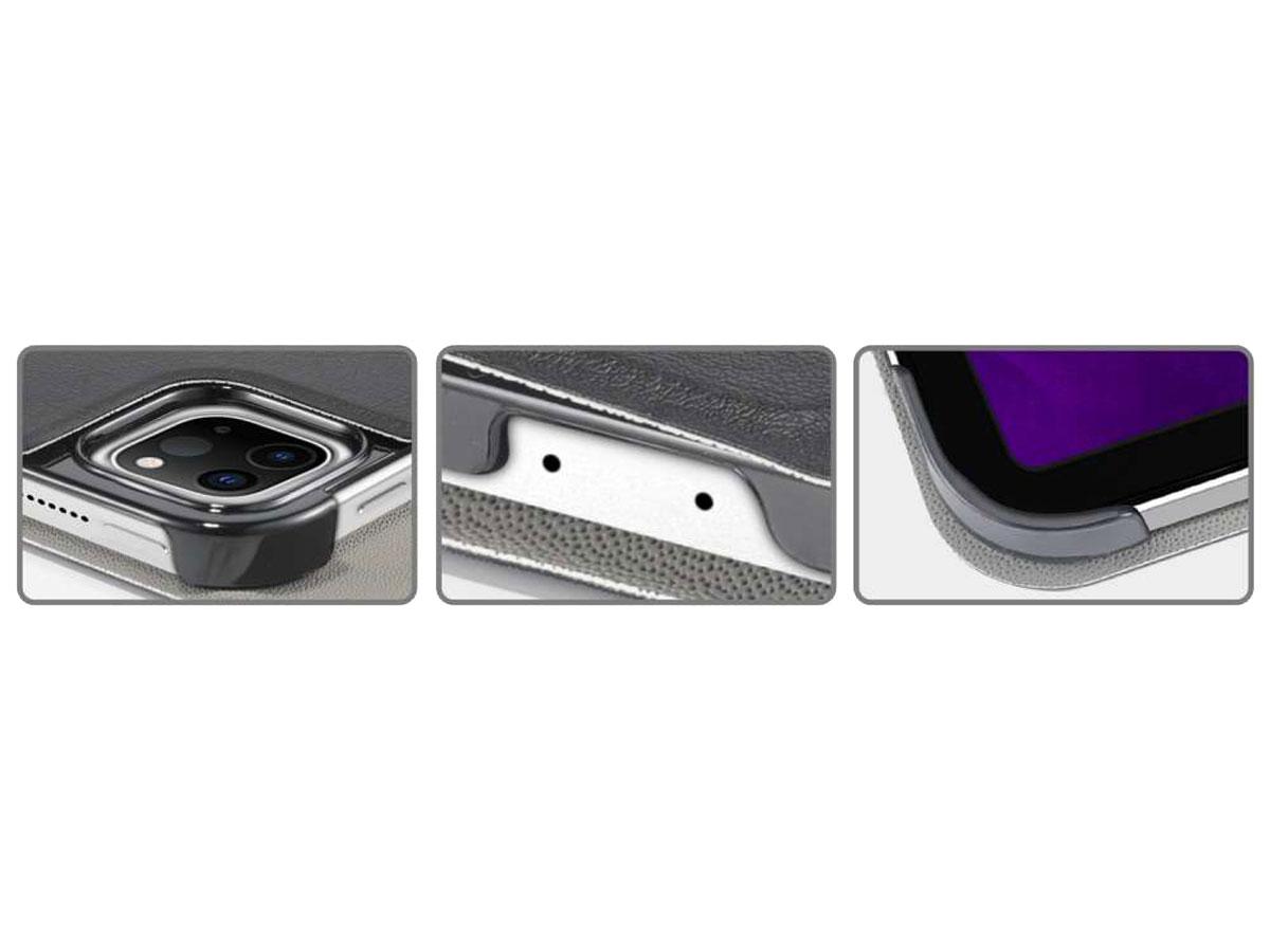 Keyboard Case QWERTY - iPad Pro 12.9 (2020/2018) Toetsenbord Hoesje