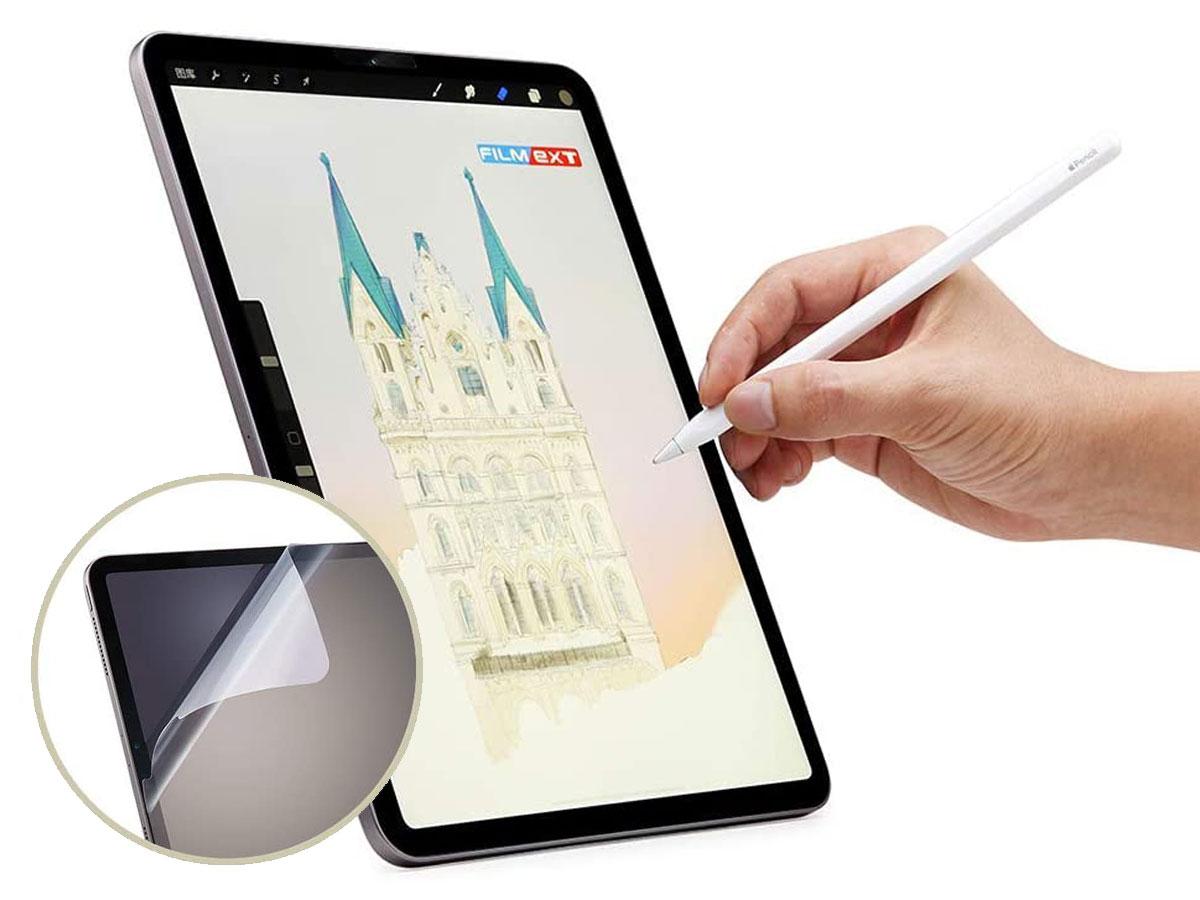 Paper Feel Screen Protector voor iPad Pro 12.9 - Teken als op papier!