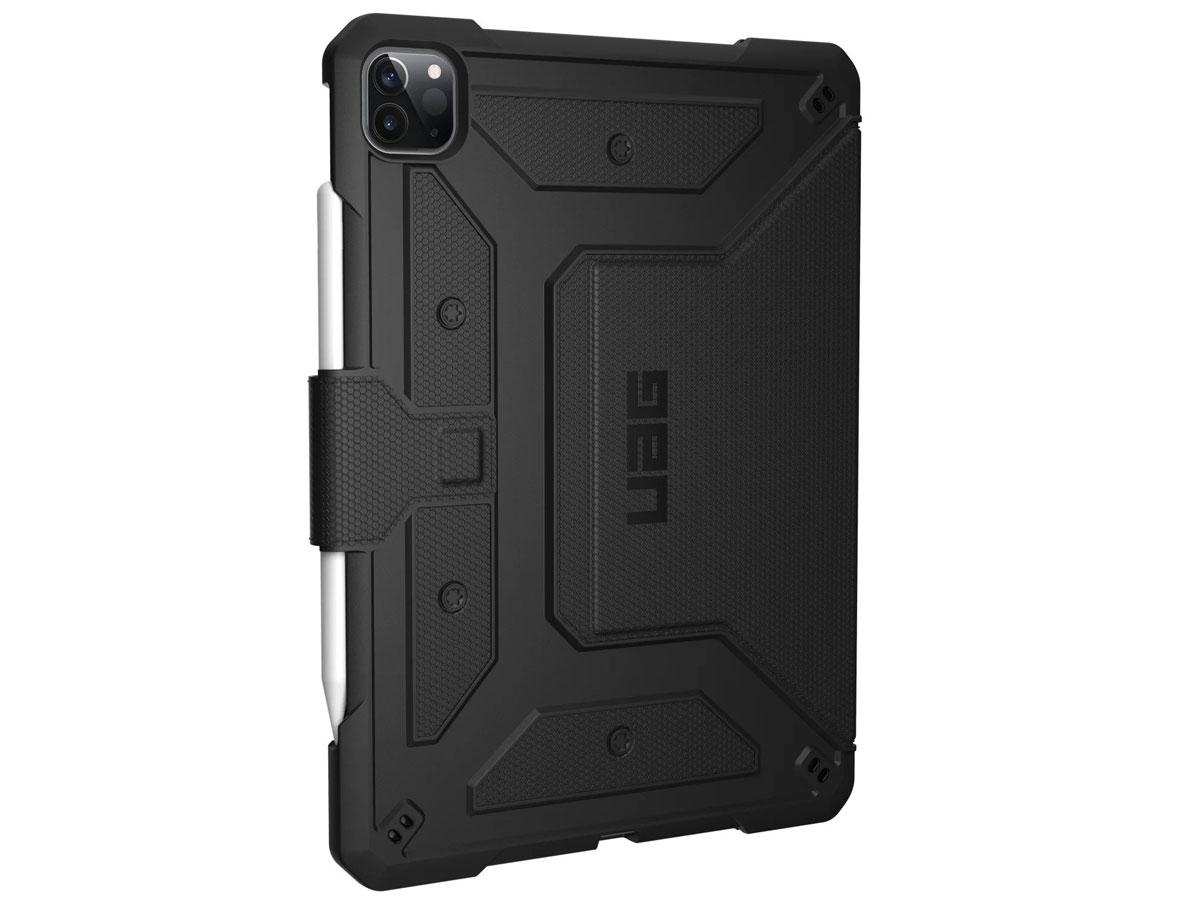 Urban Armor Gear Metropolis Zwart - iPad Pro 12.9 2020 Hoesje