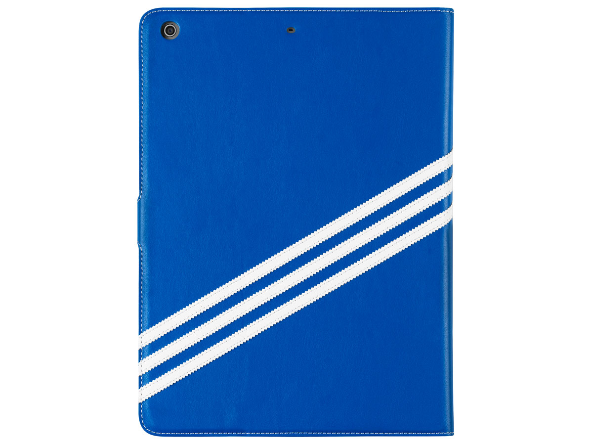 adidas Case Blauw/Wit - iPad 2018/2017/Air 1 hoesje