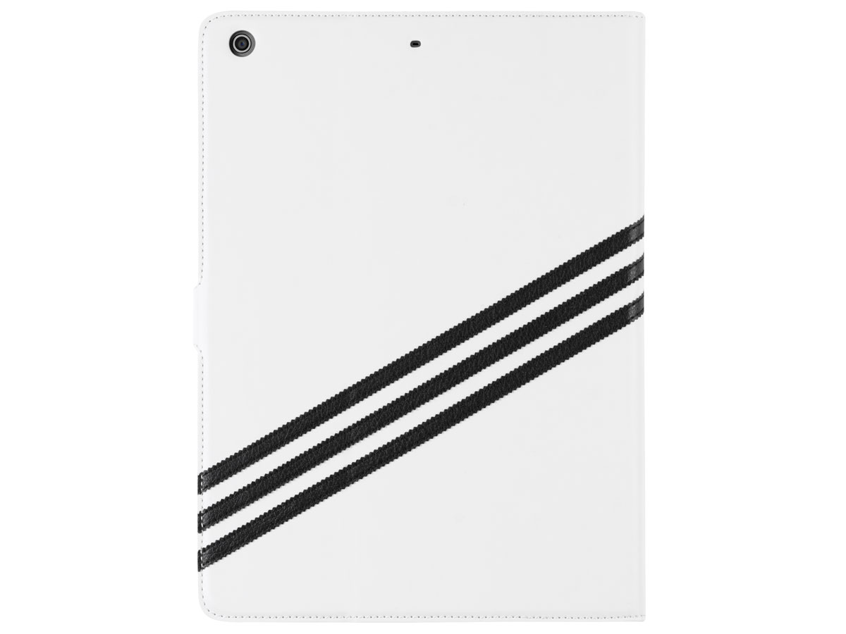 adidas Case Wit/Zwart - iPad 2018/2017/Air 1 hoesje
