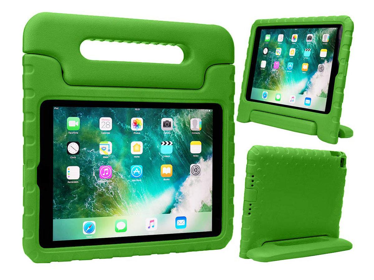 Kids Case - iPad 2018/2017/Air Hoesje voor Kinderen Groen