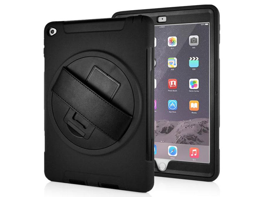 Airstrap Handvat Case - Rugged iPad 9.7 2017 Hoesje