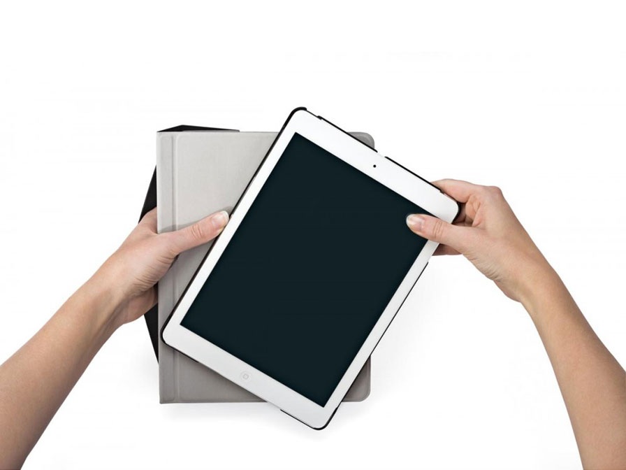 Acme Made Ergo Book Case - iPad Air 2 hoesje