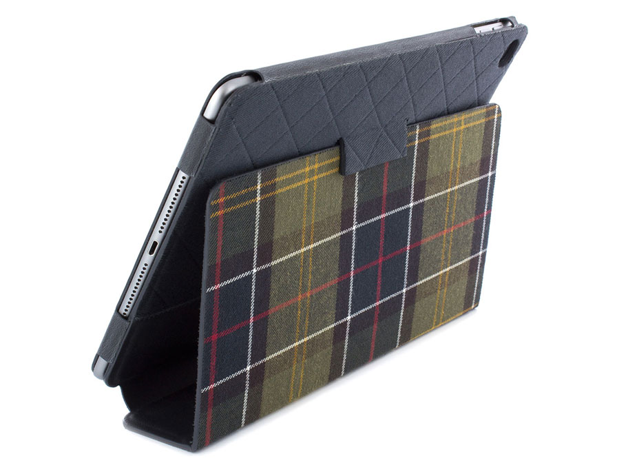 Barbour Quilted Folio Case - iPad Air 2 Hoes