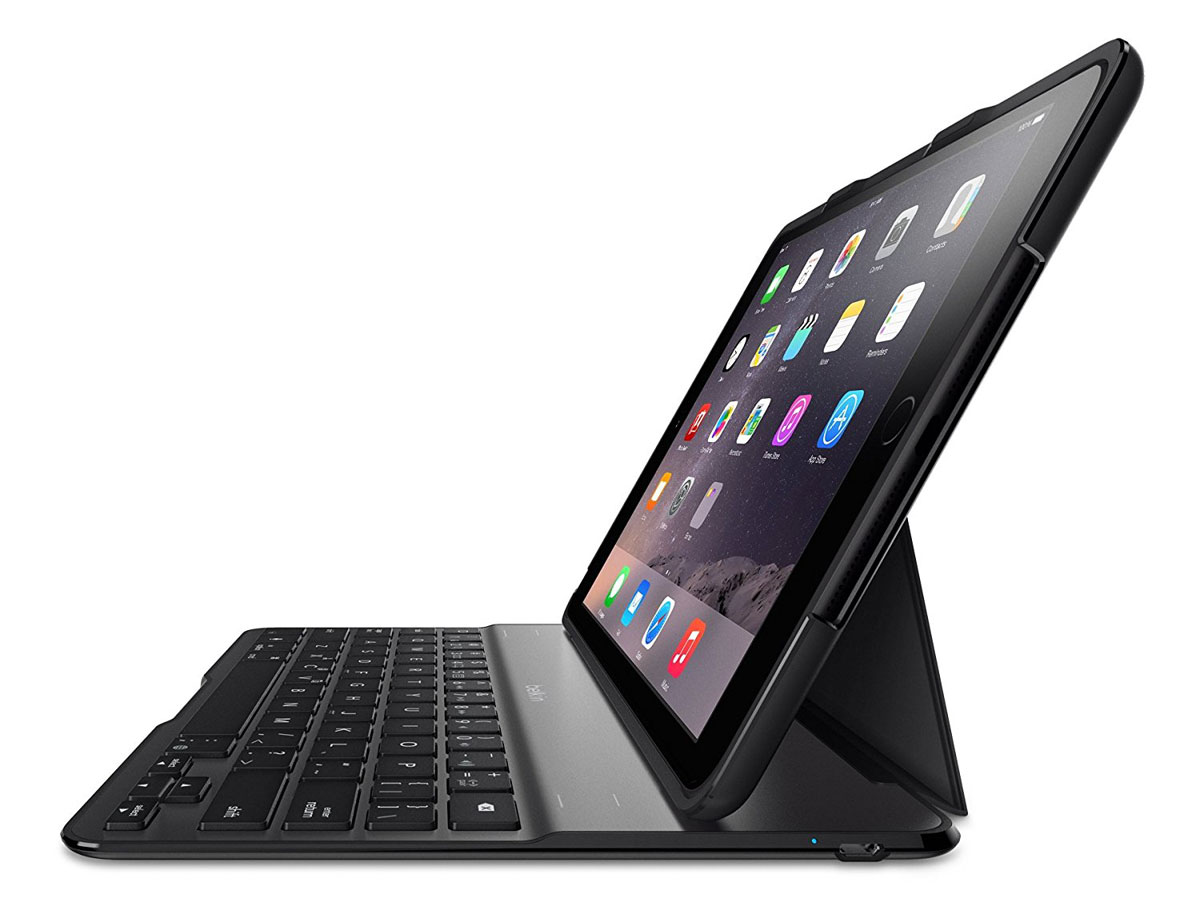 Belkin QODE Ultimate - iPad Air 2 Toetsenbord Case