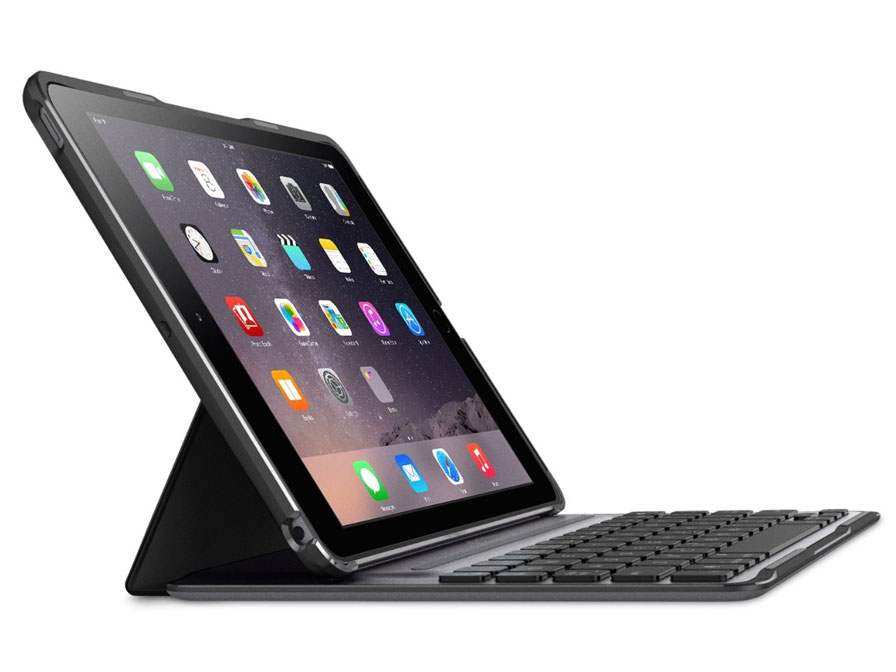 Belkin QODE Ultimate Pro BLK - iPad Air 2 Keyboard Case