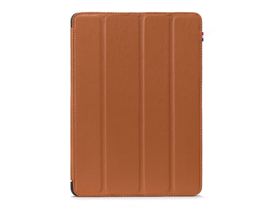 Decoded Slim Cover Cognac - iPad Air 2 Hoesje