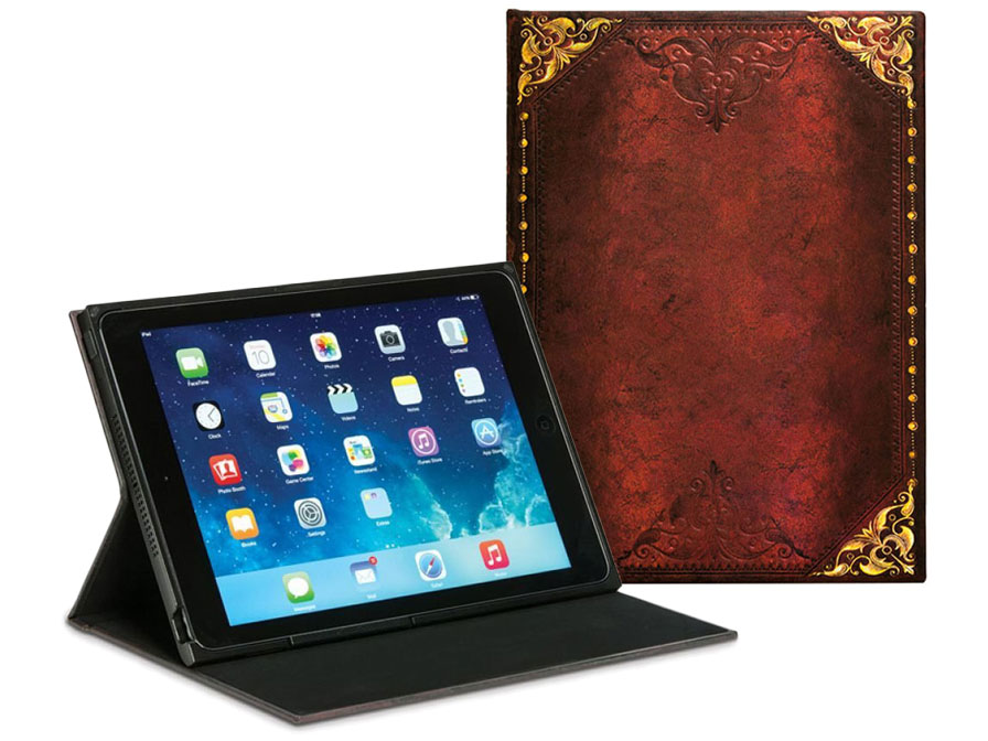 eXchange Pastoral Impulse Case - Luxe iPad Air 2 hoesje