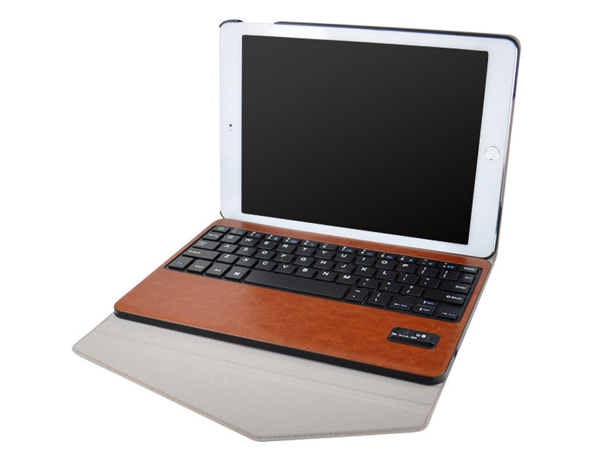 Bluetooth Keyboard Folio Case - iPad Air 2 hoesje