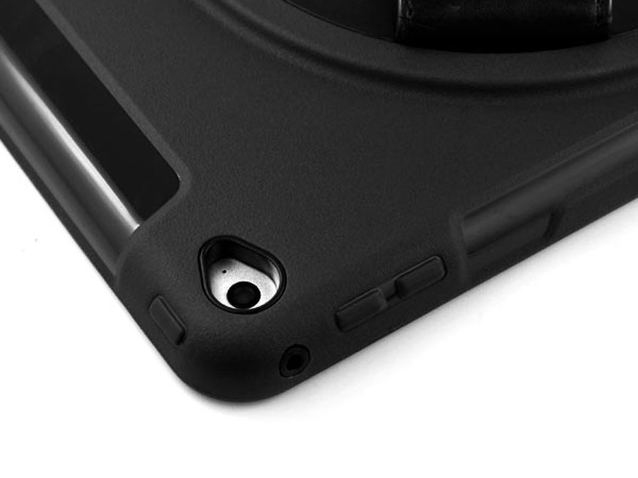 Airstrap Rugged Handvat Grip Case - iPad Air 2 Hoesje