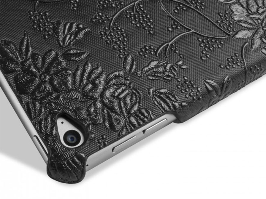 Floral Swivel Stand Case - iPad Air 2 Hoesje