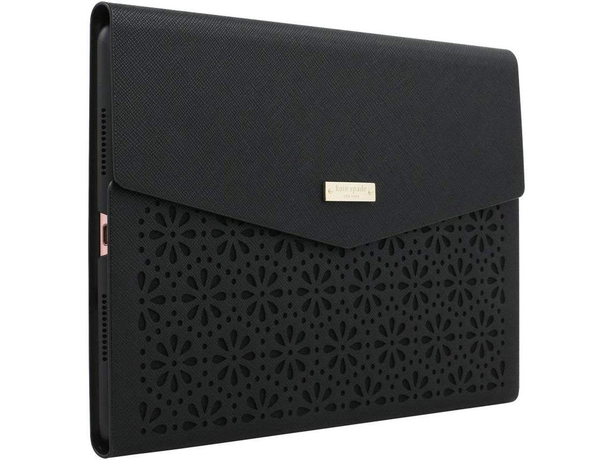 Kate Spade Envelope Case Zwart - iPad Air 2/Pro 9.7 Hoesje