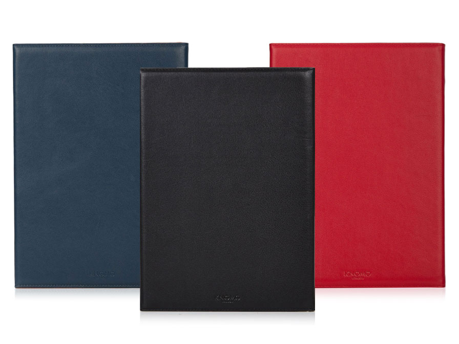 Knomo Premium Leather Folio - iPad Air 2 Hoes