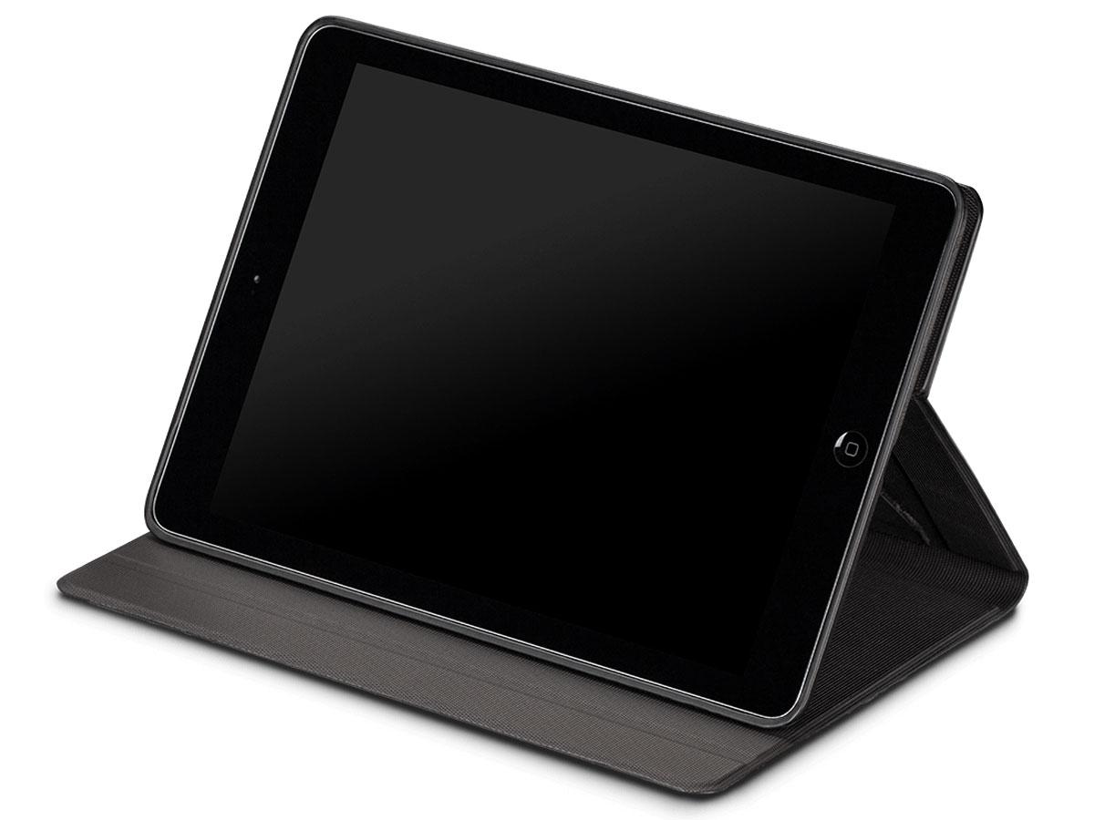 Sena Vettra Folio Zwart - Leren iPad Air 1 hoesje