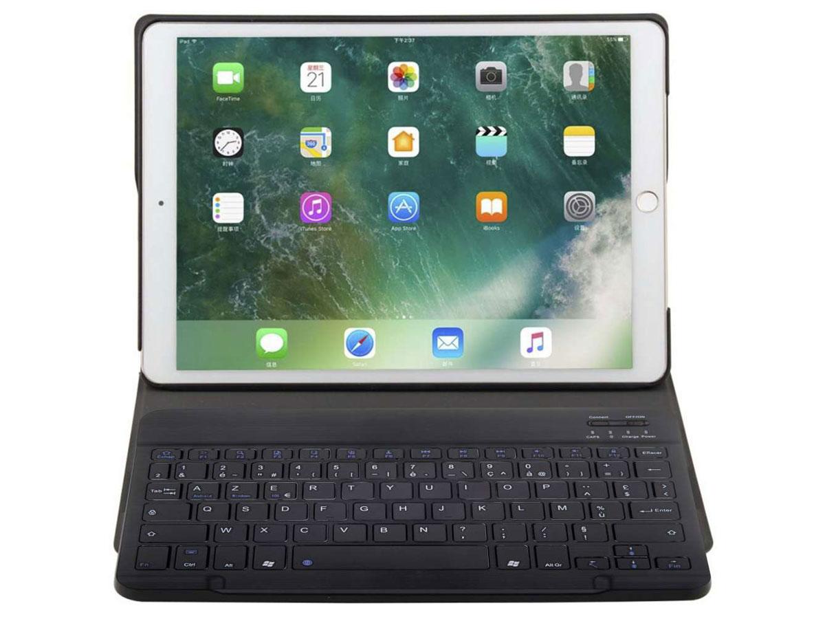 Keyboard Case AZERTY - iPad Air 3 2019 Toetsenbord Hoesje