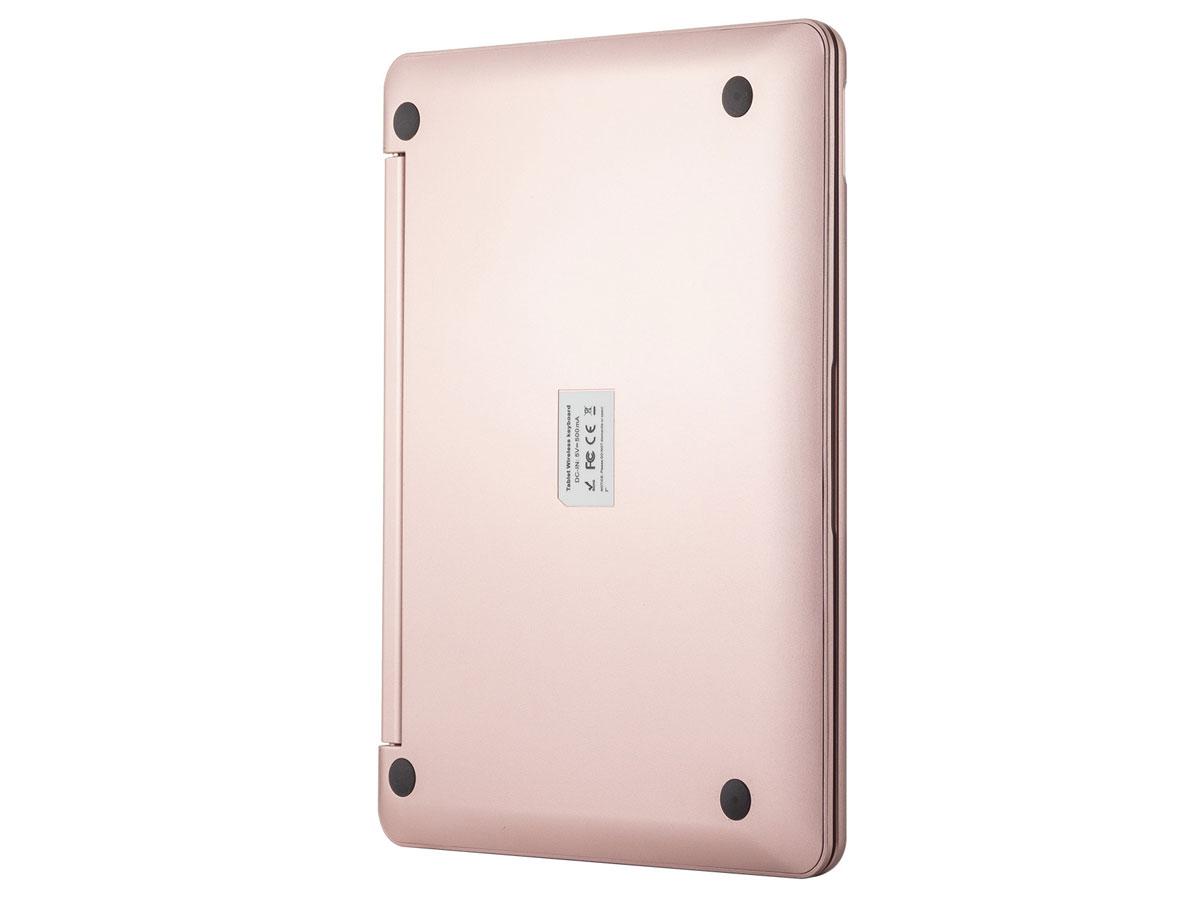 Toetsenbord Case met Muis Trackpad Rosé - iPad Air 3 2019 Hoesje