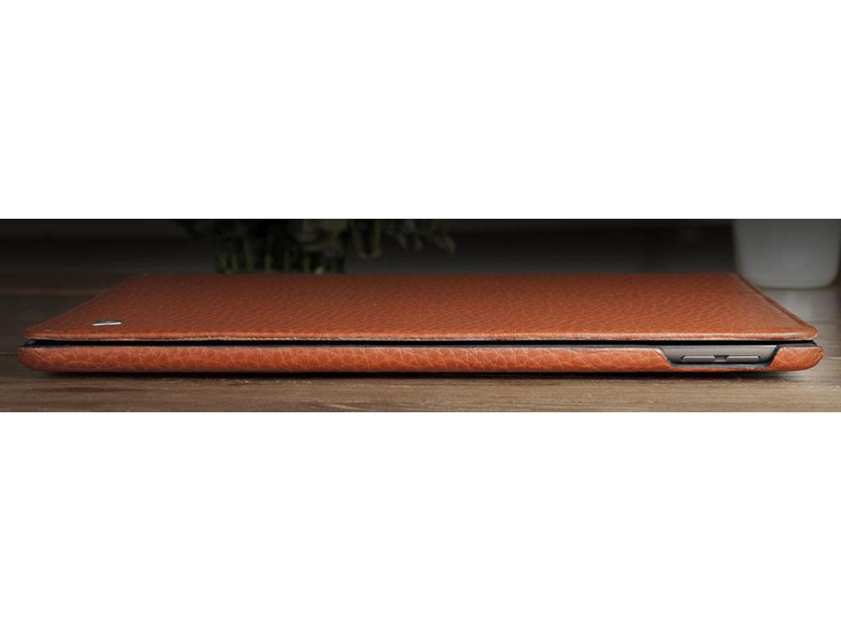 Vaja Libretto Leather Case Cognac - iPad Air 3 (2019) Hoesje Leer